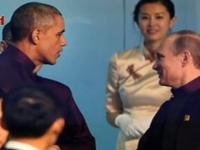 Tổng thống Nga, Mỹ gặp nhau ba lần tại APEC Bắc Kinh