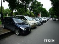 Gần 1,14 tỷ USD nhập khẩu ô tô nguyên chiếc