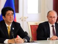 Tổng thống Putin gặp Thủ tướng Abe trước thềm APEC