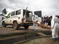 Một quay phim Mỹ bị nhiễm Ebola