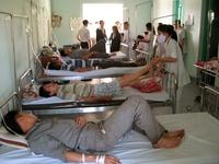 Ninh Thuận: Công nhân nhà máy mía bị ngộ độc đã ổn định sức khỏe