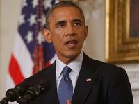 Tổng thống Mỹ cam kết tiếp tục hợp tác với Iraq trong cuộc chiến chống IS