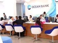 Ông Hà Văn Thắm bị bắt, giao dịch Ocean Bank vẫn diễn ra bình thường