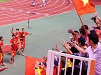 ASIAD17: VTVcab tường thuật trực tiếp các trận của ĐT U23 Việt Nam