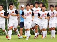 ĐT bóng đá nam Olympic Việt Nam đã đến Hàn Quốc và sẵn sàng cho Asiad 17