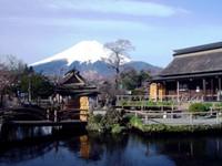 Khám phá ngôi làng cổ dưới chân núi Phú Sĩ, Nhật Bản