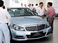 10 tháng đầu năm, nhập khẩu ô tô nguyên chiếc hơn 1.1 tỷ USD