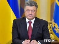 Quốc hội Ukraine phê chuẩn Hiệp định hợp tác với EU