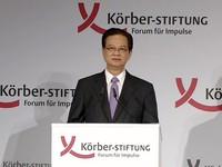Toàn văn phát biểu của Thủ tướng Nguyễn Tấn Dũng tại Viện Koerber