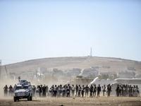 Thổ Nhĩ Kỳ đóng cửa biên giới với Syria