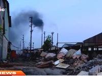 Người dân Bắc Ninh khốn khổ vì khói bụi