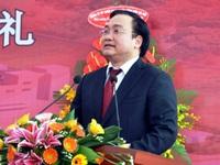 Khởi công xây dựng nhà máy nhiệt điện tư nhân đầu tiên tại Việt Nam