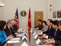 Quyết tâm mở đường bay thẳng Việt Nam - Hoa Kỳ vào năm 2015