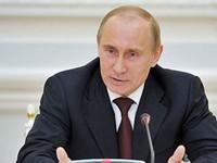 Tổng thống Putin gặp gỡ các doanh nghiệp hàng đầu của Nga