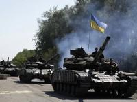 Thủ tướng Ukraine yêu cầu quân đội sẵn sàng