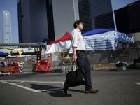 Người biểu tình Hong Kong chấp nhận đàm phán với chính quyền