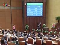 Quốc hội thông qua danh sách 50 chức danh lấy phiếu tín nhiệm