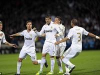 Real cán mốc 1.000 bàn: Becks và C.Ronaldo có tên trong bảng vàng