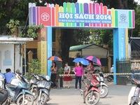 Hội sách Hà Nội 2014 chính thức khai mạc