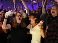 Châu Âu thở phào với kết quả trưng cầu ở Scotland