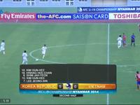U19 Việt Nam 0-6 U19 Hàn Quốc: Tan nát!