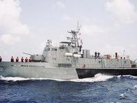 Hải quân Campuchia và Mỹ tập trận chung