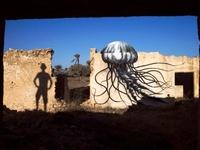Tunisia hút khách từ dự án nghệ thuật đường phố lớn nhất thế giới