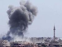 Liên quân không kích các cơ sở lọc dầu ở Syria