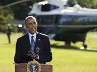 Ông Obama: Mỹ được ủng hộ không kích IS tại Syria