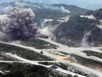 Mỹ - Hàn tập trận bắn đạn thật gần biên giới Triều Tiên