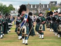 Váy Tartan - Biểu tượng đặc trưng của đất nước Scotland
