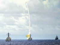 Mỹ tấn công Lực lượng IS bằng tên lửa Tomahawk