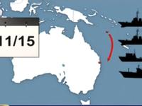 Nga đưa tàu chiến tới Australia trước thềm G20