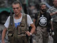 Quân đội Ukraine và lực lượng ly khai trao đổi 38 tù binh