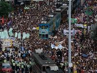 Hong Kong: Người biểu tình hoãn đàm phán với chính phủ