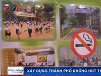 Xây dựng Thành phố du lịch không khói thuốc tại 5 thành phố