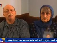 Cha mẹ con tin Peter Kassig kêu gọi IS thả người