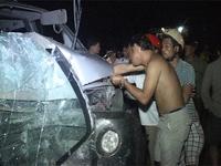 Xe biển số Lào gây tai nạn, 7 người thương vong