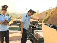 Hải quan Lạng Sơn tạm giữ lô hàng triệu đô