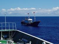 Nhật Bản hối thúc Trung Quốc ngăn việc khai thác san hô trái phép