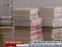 Phát hành 3.000 tỷ đồng trái phiếu xây dựng Thủ đô