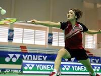 Bắc Giang vô địch cầu lông tại đại hội TDTT 2014