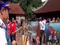 Triển lãm ảnh Hoàng Sa - Trường Sa, biển đảo Việt Nam tại Hà Nội