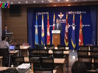 Triều Tiên đạt bước tiến trong công nghệthu nhỏ đầu đạn hạt nhân