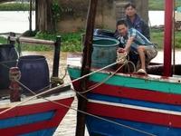 Ứng phó với bão số 3: Thái Bình cấm biển từ trưa 15/9