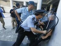 Lần đầu tiên cảnh sát Nga và Trung Quốc diễn tập chống khủng bố chung
