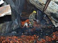 Trung Quốc: Cháy nhà máy làm 18 người thiệt mạng