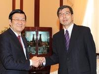 Chủ tịch nước tiếp Chủ tịch Ngân hàng Phát triển châu Á