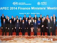 Tuyên bố chung Hội nghị Bộ trưởng Tài chính APEC