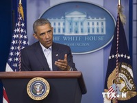 Mỹ gửi thêm 350 quân tới Iraq